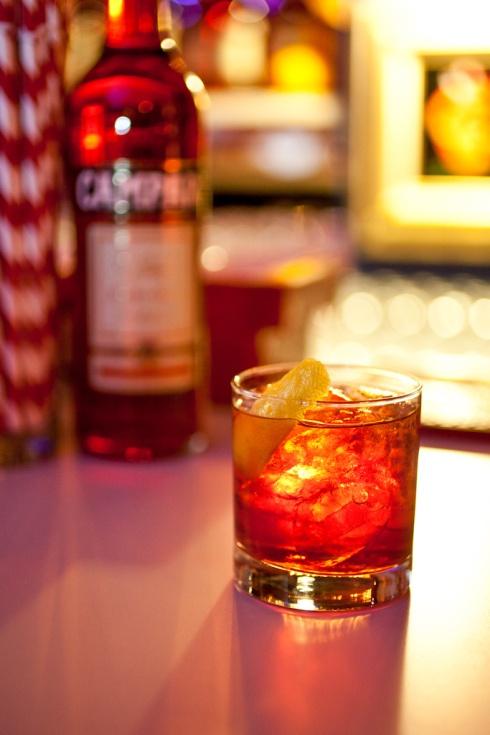 Classic Negroni #Campari #Negroni | Cocktail Recipes | Pinterest ...