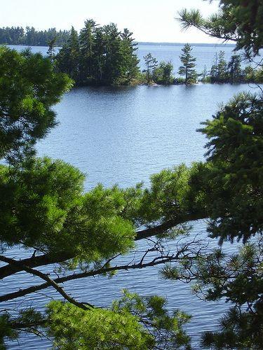 Rainy Lake, ON