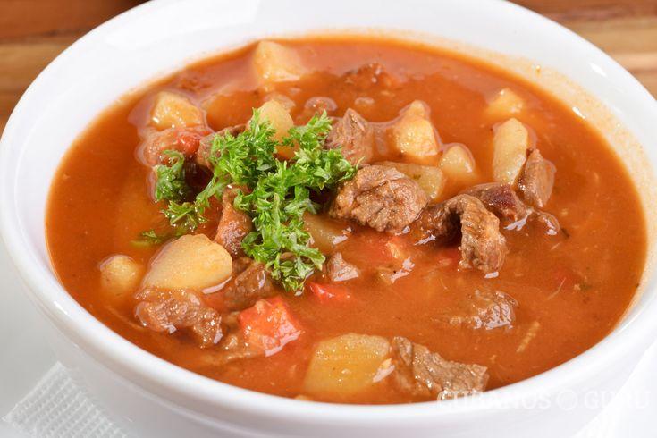 El sopón de Puerto Príncipe. #sopa #comida #cuba http://www.cubanos.guru/sopon-de-puerto-principe/