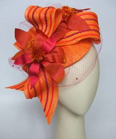 Louise Macdonald Millinery - hats and fascinators.