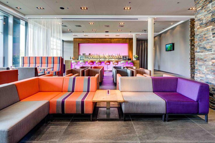 Meubilair lounge Hotel Lumen te Zwolle door Thereca