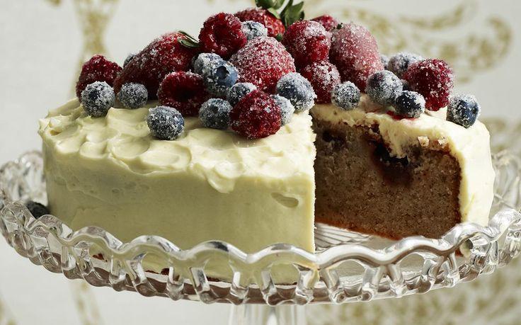 Women S Weekly Raspberry Hazelnut Cake