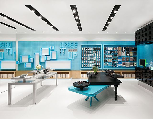 Aer Store By Coordination Asia, Retail Design
