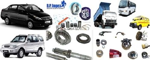 Tata Spare Parts | Safe and reliable, an assortment of TATA Xenon, TATA Telcoline, TATA Indica, TATA Indigo, TATA 713, TATA 613, TATA 1518, TATA 1615, TATA 2516 Spare Parts available at BP Impex.