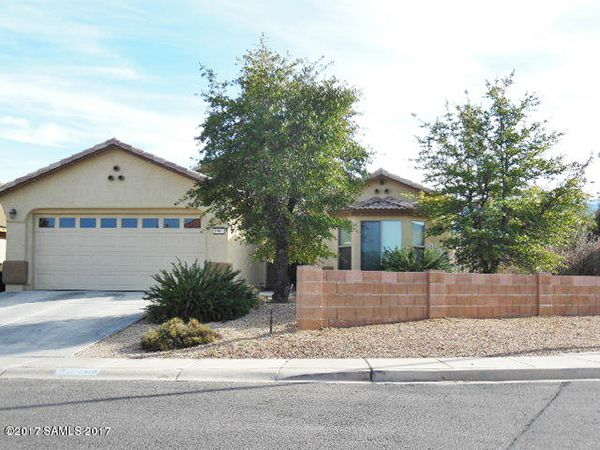 2/28/17. 4BR/3BA/2CG, huge back yard, loaded w/upgrades. Granite counter tops, stainless appliances, cherry stained cabinets w/Alder raised panel cabs, crown molding, gorgeous mtn views. Refrigerator, washer & dryer stay (as-is). $229,900. Call GInger Snyder, 520-255-3995, or email GingerSnyder@remax.net. RE/MAX HomeStores. Direct MLS link at www.AZrealestatepress.com. Get more info on page 2 of the current REP
