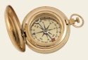 Steampunk Emporium...beautiful compass...I would install a pocketwatch on the reverse with a latch and wear it around my neck...