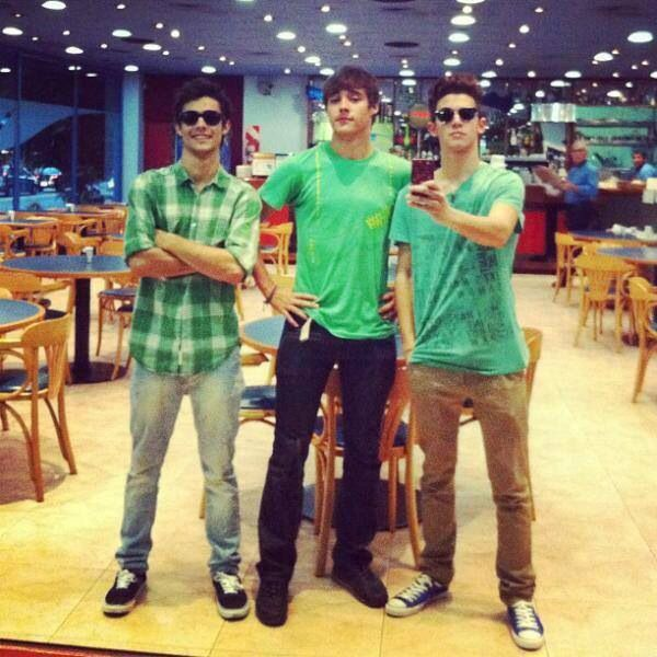 Pablo,Jorge & Ruggero