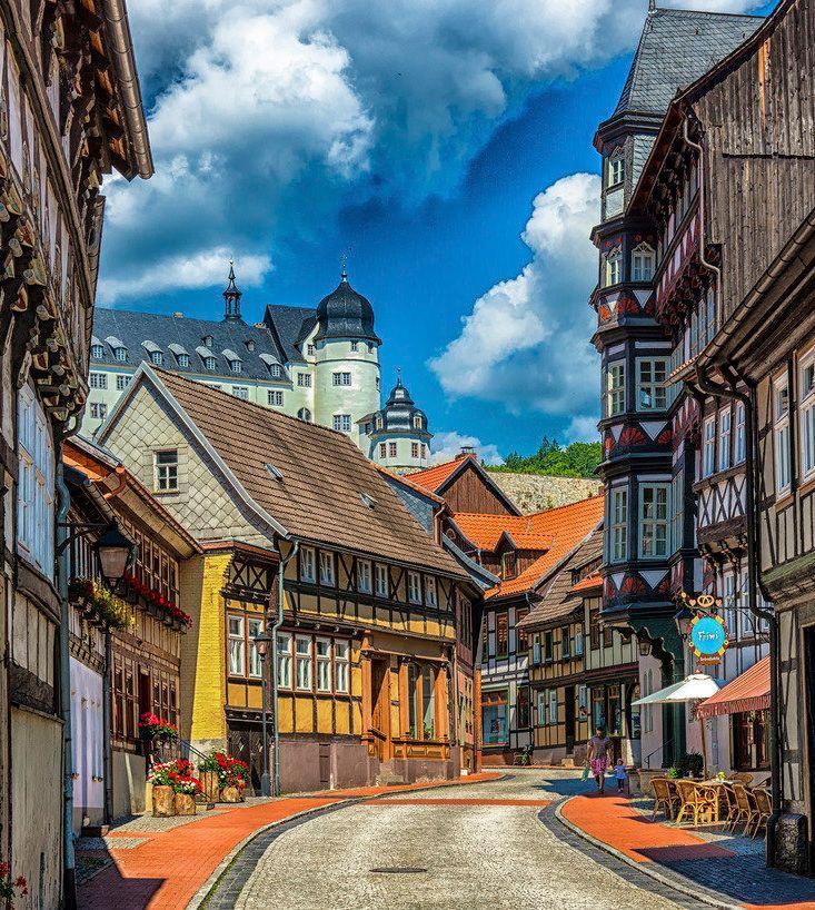 Stolberg (Harz), Saxony-Anhalt - Germany