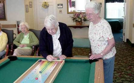 Assisted Living & Memory Care | Baldwinsville, NY | Park Terrace at Radisson