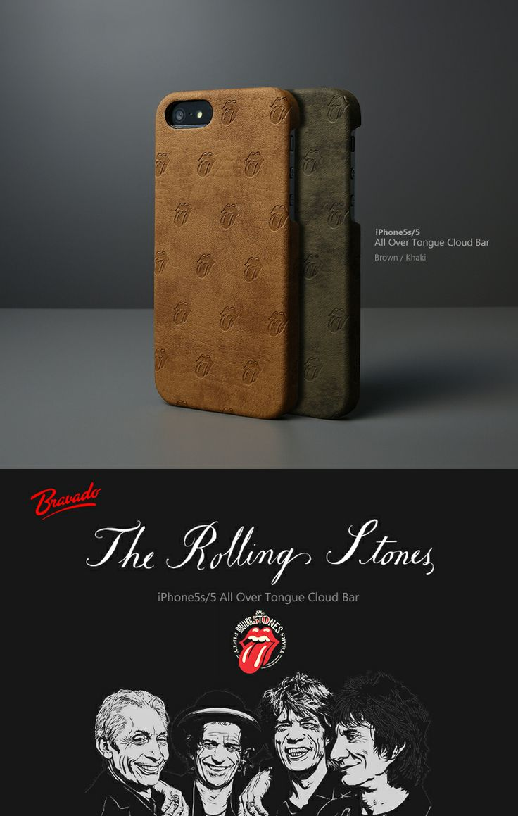 The legendary rock group Rolling Stones .........................................for Iphone 5S/5