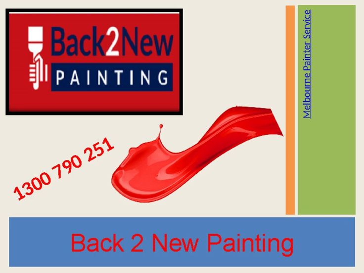 At Back 2 New Painting we utilize the finest paints meant at ensuring that you end up with high quality finishes, which are achieved with Haymes, Dulux, Solver and Wattyl