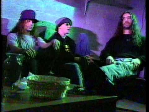 """Alice In Chains - Band Members Joke About The Original Names For The Song """"Angry Chair"""""""