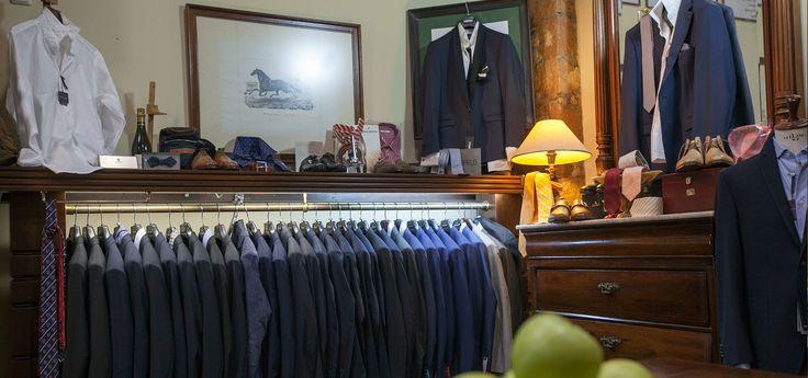 Stamatakis – Clothing Shoes & Accessories – Nafplio – Kiel James Patrick, Yachting Collection, Loake, David Marc
