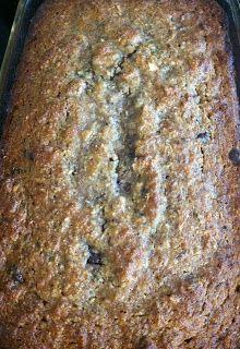 Paleo Fresh: Fresh Zucchini Chocolate Chip Bread