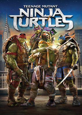 """Check out """"Teenage Mutant Ninja Turtles"""" on Netflix"""