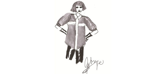 Soon will be sold at:  http://iconicbarcelona.com/camisa-by-angie-gomez-concurso/   thanks!!
