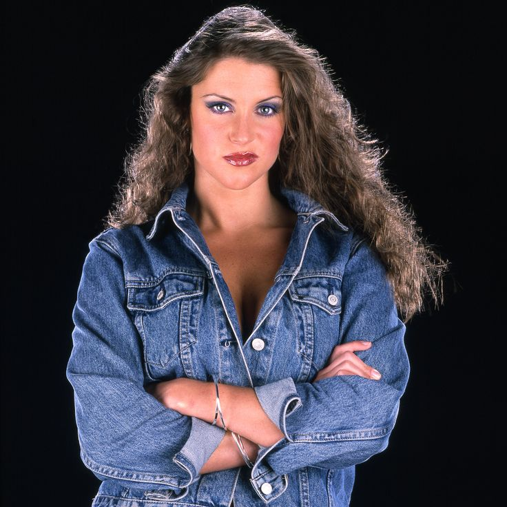 Stephanie McMahon in 2000 - promo pic                                                                                                                                                                                 More
