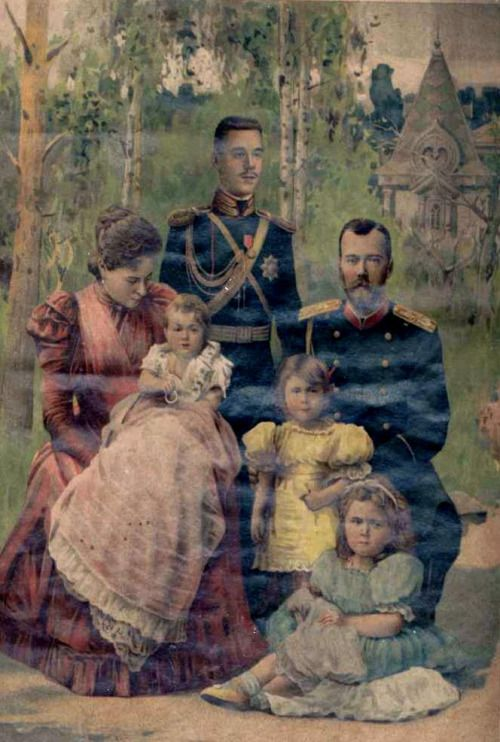an overview of the imperial period and the romanov family of russia At other times he would see christ blessing the empress and confirming her   the submarine zone without attack to meet the imperial family at port romanov.