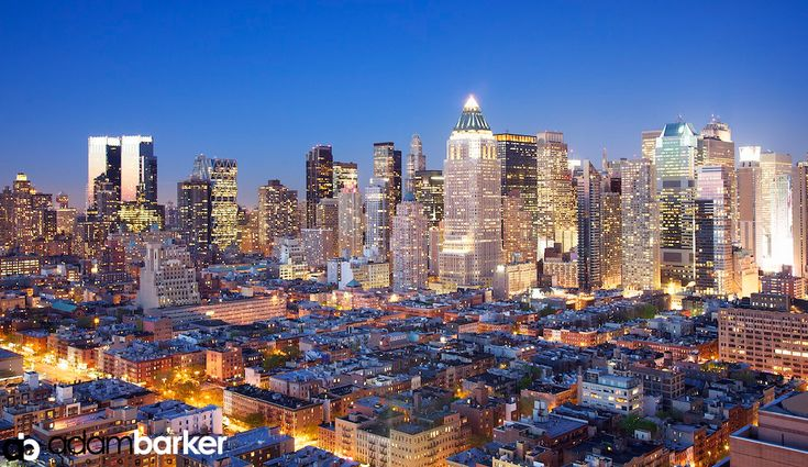 Shoot Better Cityscapes with Adam Barker