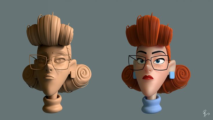 Anime Characters Zbrush : Images about zbrush on pinterest behance cartoon
