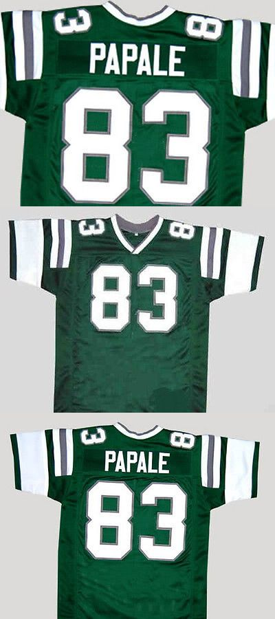Basketball-Other 205: Vince Papale Invincible Movie Jersey Green New Any Size Xs - 5Xl -> BUY IT NOW ONLY: $34.75 on eBay!