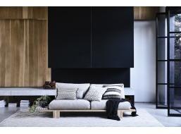 Mika Loft 3 Seater Sofa