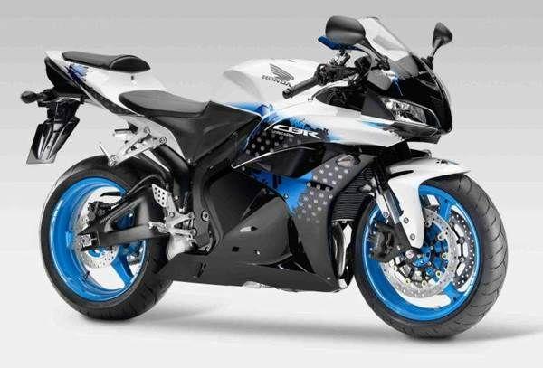 Motos Honda CBR – 4 Modelos de Alta Performance, Confira mais fotos...