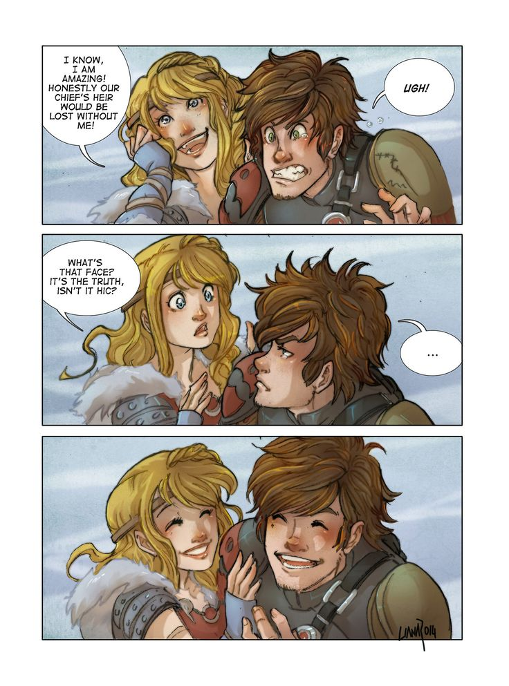 Astrid and Hiccup s Relationship