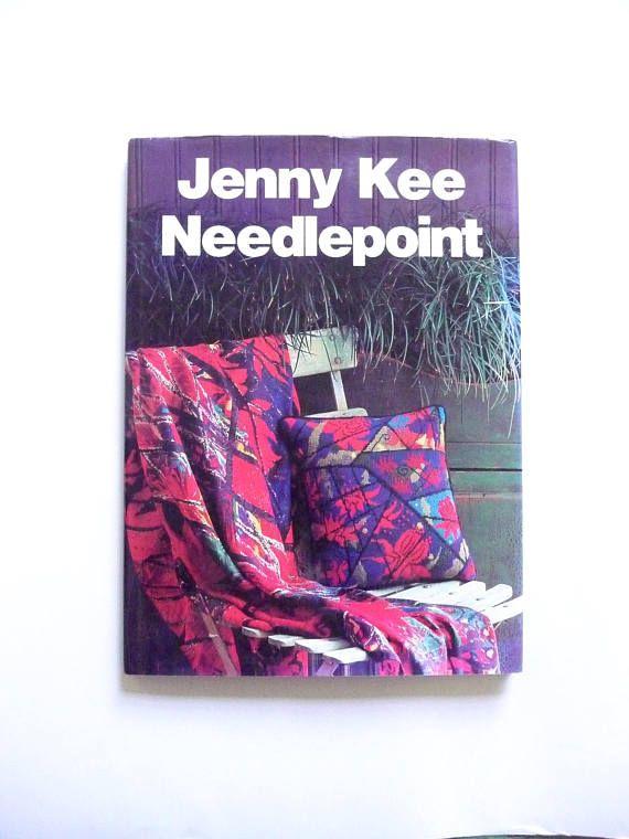 Jenny Kee Needlepoint Book