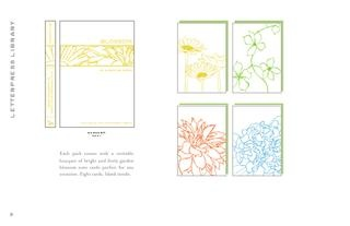 blossom boxed notes from albertine press