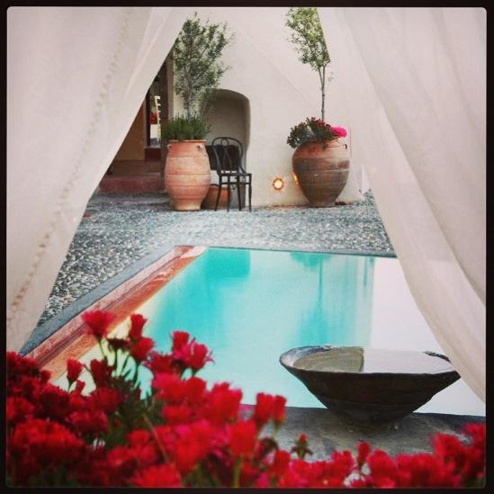 Mansion Sophia, Santorini  www.santoriniheritagevillas.com