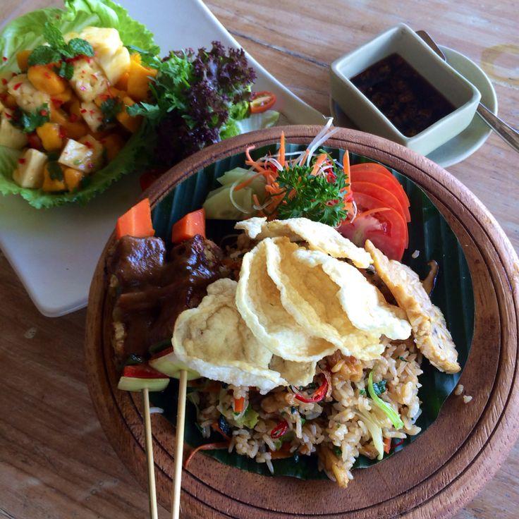 Savour local Balinese cuisine