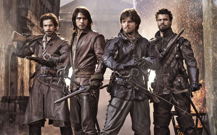 Alexandre Dumas's The Three Musketeers, currently enjoying a high-budget BBC adaptation, has seen plenty of film and TV versions. Anne Billson picks the best.