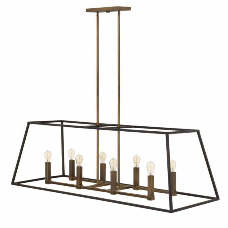 Hinkley Lighting Fulton 8 Light Pendant
