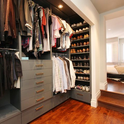 4x13 Closet Design Ideas, Pictures, Remodel, and Decor - page 3