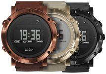 Suunto Essential jsou exkluzivní sportovní hodinky pro každou příležitost – do společnosti, na denní nošení a do přírody.