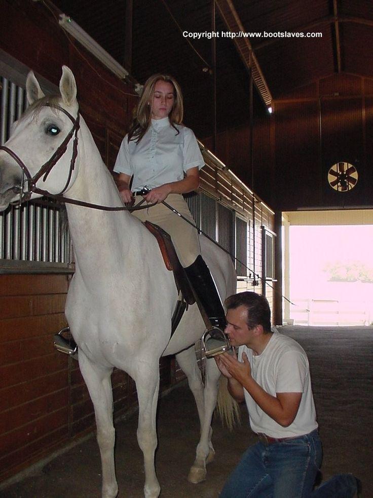 Natural Human Horse
