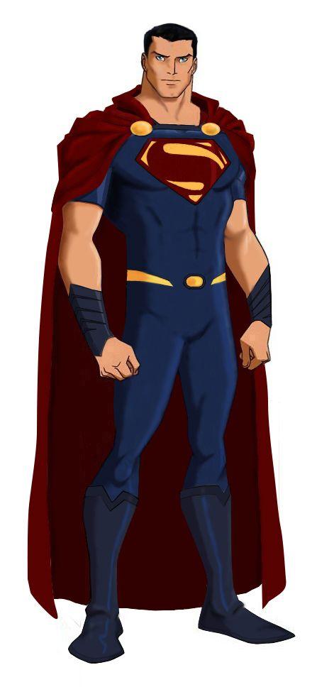Man Of Steel  Supermanx by ShogoAmakuza.deviantart.com on @deviantART