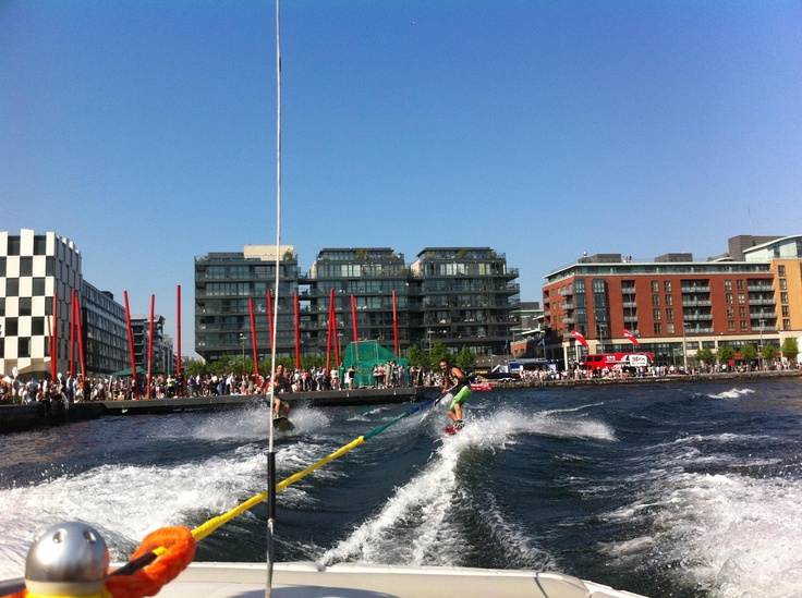 Waterways Ireland Docklands Summer Festival. The Docklands Summer Festival utilises the unique urban setting of Grand Canal Dock in the heart of Dublin's regenerated Docklands to showcase exciting on water sporting activities and on land family amusements.