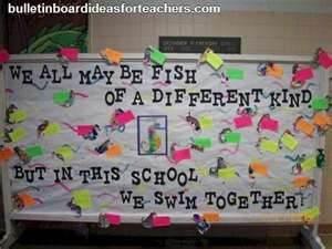 bulletin board ideas -