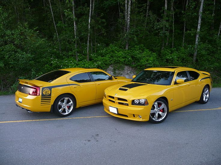 2007 Dodge Charger- Super Bee Edition