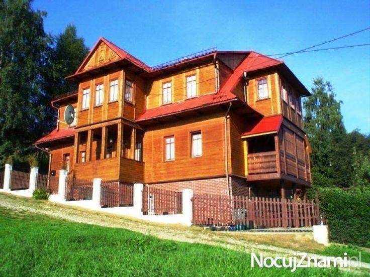 Pokoje gościnne w Rabce - NocujZnami.pl || Nocleg w górach || #apartamenty #polishmoutains #apartments #polska #poland || http://nocujznami.pl/noclegi/region/gory