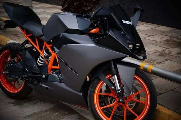 Motorbike Ktm Ktm Rc Ktm Rc 200 Black ktm bike hd wallpaper pics