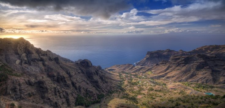 Los mejores paisajes naturales de La Gomera - http://www.absolutcanarias.com/los-mejores-paisajes-naturales-de-la-gomera/