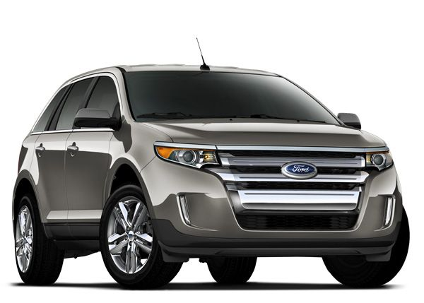 Ford Edge - probably my next vehicle!