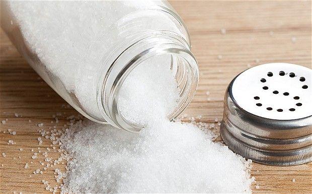 Zo red je een té zout gerecht