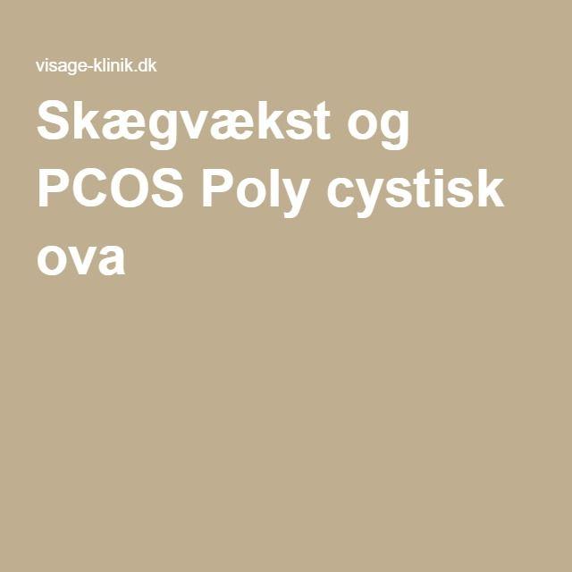 Skægvækst og PCOS er en sygdom som rammer rigtig mange kvinder. I 30 år har Visage med stor succes hjulpet mange kvinder med deres skægvækst, og der af de seneste 15 år i samarbejde med Møhring Ellipse. Gratis konsulation En sådan konsultationen er tvingende nødvendigt, og enhver kunde der lider af uønkset skægvæst eller PCOS bør benytte sig af dette gratis og uforpligtende tilbud.  http://visage-klinik.dk/behandlinger/vaerd-at-vide#GenerelInformationOmLongTimeLiner