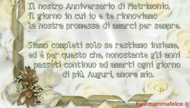 Una Frase Di Auguri Per Festeggiare L Anniversario Di Matrimonio Da Quanto Siete Sposati Da Qua Nel 2020 Anniversario Di Matrimonio Matrimonio Divertente Anniversario