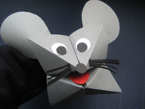 Mouse & Paper
