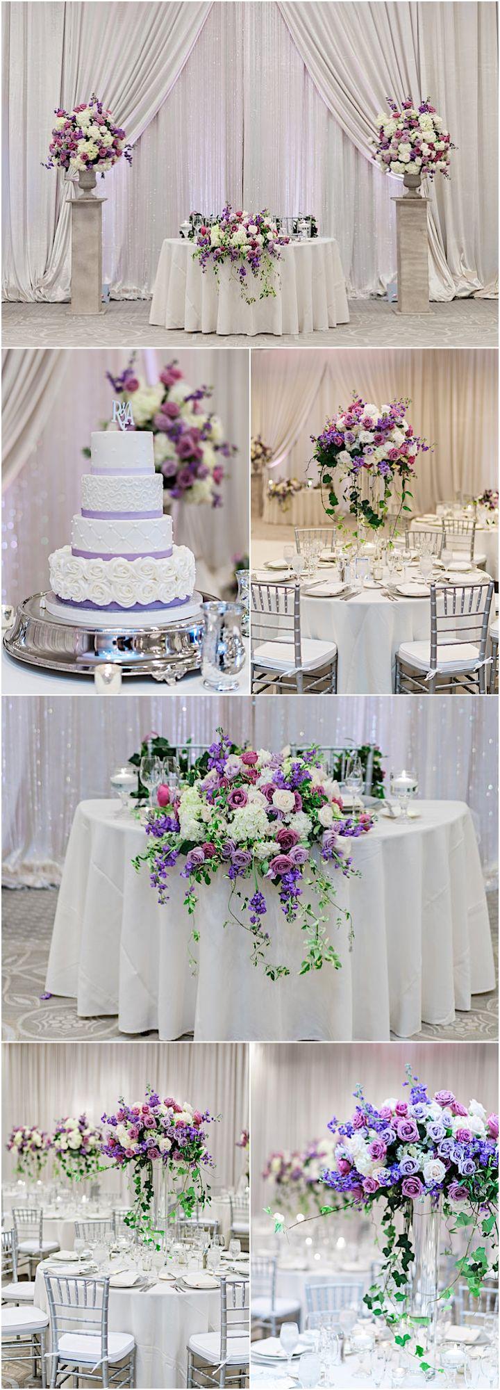 Featured Photographer: Kristen Weaver Photography; gorgeous wedding reception ideas